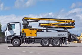 Concrete Pump Hire Cornwall